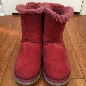 Ugg Bailey Boots Women's Size 7